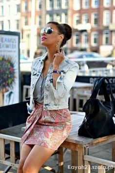 The ultimate styling April 2: Everyday from: Kayah21 #fashion #outfit #my style outfits