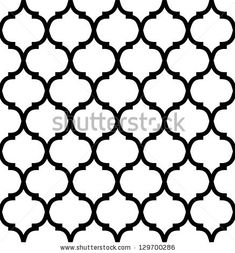 Ornamental seamless pattern. Vector abstract background. by New Line, via ShutterStock