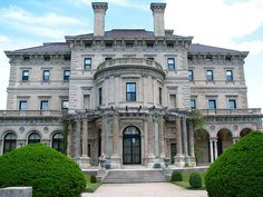 While in Rhode Island, everyone should visit the cliff walk and tour the Newport Mansions.