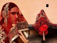 JJ Valaya | Vogue Wedding Show 2014