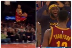 Poor New York Knicks fans.   If their abysmal 10-45 record wasn't enough, former Knick  J.R. Smith  finishing highlight-reel dunks against his old team might be too much to bear...