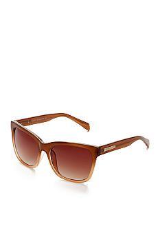 5adcadec7 Vince Camuto Square Ombre Sunglasses - Belk.com Sunglasses Accessories, Vince  Camuto, Sunnies
