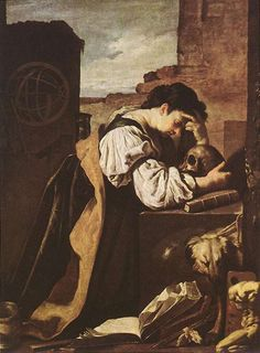 Domenico Fetti Melancholy 1622