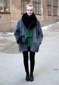 Karolina - Hel Looks - Street Style from Helsinki