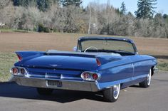 Just Right Condition: 1961 Cadillac Convertible at No Reserve |  Bring a Trailer
