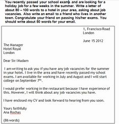 Formal E Mail Example Lovely formal Letter Writing and Informal Email Writing Myfcegroup Email Writing, Writing Tips, Informal Letter Writing, Marketing Cover Letter, Holiday Jobs, Effective Cover Letter, Job Application Template, Good Cv, Youtube Banner Template