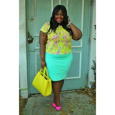 Plus Size Fashion Blogger | Musings of a Curvy Lady