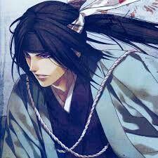 Fan Art of Hijikata Toshizo' for fans of Toshizo Hijikata [ Hakuōki ] 36409135 Manga, Hanging Out, Chibi, Anime, Handsome, Tumblr, Community, Fan Art, Jay