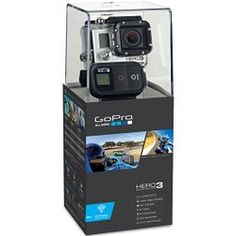 Go Pro Hero 3 Black Edition Camera this is the only thing i want for my birthday :))