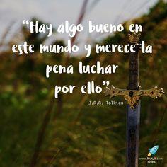 J.R.R. Tolkien #frases #huuii #motivacion #J.R.R.Tolkien
