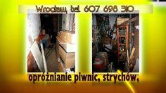 sprzątanie piwnic,opróżnianie,czyszczenie strychów Wrocław,Wrocław,wywóz...