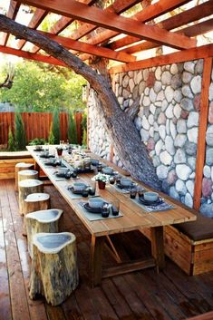 Rustic Outdoor Decor Ideas For You-Gardens in rustic decor is much like any living room or bedroom — decorative accessories can help trim it up even though it's an outdoor space.