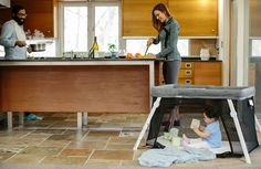 Amazon.com : Lotus Travel Crib and Portable Baby Playard : Lotus Bed : Baby
