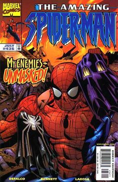 The Amazing Spider-Man (Vol. 1) 436 (1998/07)