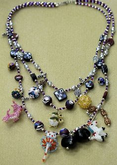 Crazy Jumble Necklac