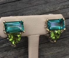US $425.00 Pre-owned in Jewelry & Watches, Fine Jewelry, Fine Earrings