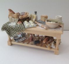 Dolls House Miniatures Bread Makers by LittleHouseAtPriory