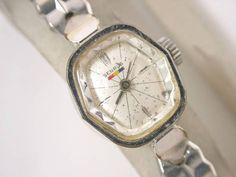 Analog Hand Winding BENRUSベンラスアンティーク手巻き時計 Watch Antique ¥1500yen 〆05月13日