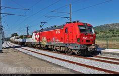 RailPictures.Net Photo: CP 4714 Caminhos de Ferro Portugueses Siemens CP 4700 series at Castelo Novo, Portugal by J.C.POMBO