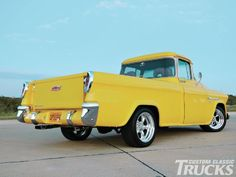 1955 Chevy Cameo Pickup Truck