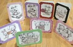 Hunkydory - Smudge and Mitten Little Book Handmade Christmas, Christmas Ideas, Christmas Cards, Hunkydory Crafts, Hunky Dory, Die Cut Cards, Heartfelt Creations, Little Books, Kids Cards