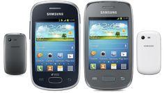Samsung presenta los Galaxy Pocket Neo y Galaxy Star, los nuevos celulares de la empresa especialmente diseñados para usuarios entrando a los celulares inteligentes o celulares de bajo costo. http://gabatek.com/2013/04/04/tecnologia/samsung-galaxy-star-galaxy-pocket-neo-nuevos-celulares-samsung-dual-sim-card/