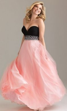 I would have worn the pink one if I had known it existed! Definitely my favorite dress :)