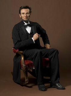 Abraham Lincoln - Madame Tussauds Wax Museum Pictures - Washington, DC