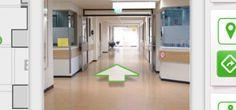 Ziekenhuis AMC lanceert eigen navigatie-app