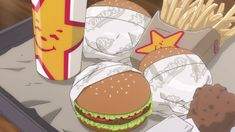 Animated gif about gif in 💌💫 Anime 🍱 💫 by ☁️𝓔𝓶𝓶𝓪 𝓛𝓸𝓾☁️ food aesthetic Image in 🍘 anime food 🍙 collection by Aimi-Dan Anime Gifs, Anime W, Kawaii Anime, Aesthetic Japan, Aesthetic Food, Aesthetic Anime, Anime Bento, Anime Akatsuki, Otaku
