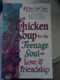 Chicken Soup for the Teenage Soup on Love and Friendship in mhenni's Garage Sale in York , PA for $5.00. Paperback Shipping only