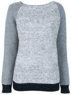 'Ginger' chunky knit jumper