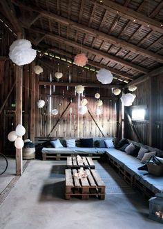 Farm Wedding, Wedding Reception, Wedding Venues, Dream Wedding, Country Bar, Barn Loft, Logs, Wedding Decorations, Wedding Inspiration