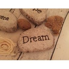 Dream stone pebble £1.95