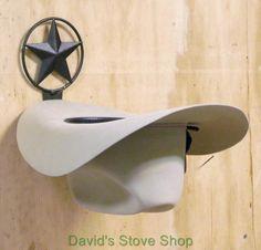 Star Western Country Ranch Decor Cowboy Hat Rack Holder AC109