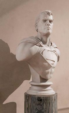 Léo Caillard, *Stone Heroes* series ©Léo Caillard.
