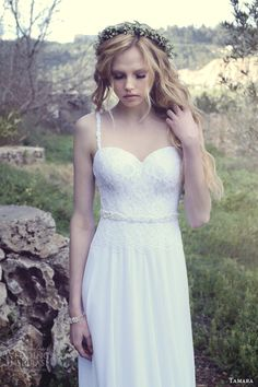 Tamara Bridal 2015 Wedding Dresses | Wedding Inspirasi