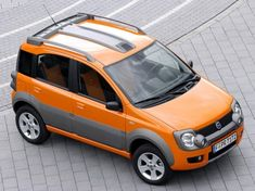 Small Cars Are Beautiful Fiat Panda, Panda 4x4, Small Cars, Vehicles, Beautiful, Design, Cars, Car