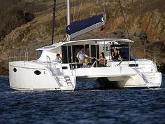 Orana 44 charter | aBoatTime Boat Rental