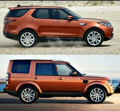 Land Rover finally introduced Discovery's fifth generation Land Rover Car, Jaguar Land Rover, Land Rover Defender, Lander Rover, Carros Suv, Land Rover Discovery 5, Range Rover White, Coventry, Diy Go Kart