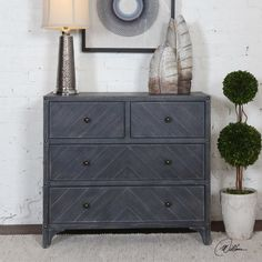 Imagine the alluring touch this unique chest will add to your home. Brishen Soft Black Accent Chest. #decorativechest #accentfurniture #homedecoridea #interiordecor #homedecorshopping #homedecorshop #homedecorstore #shophomedecor #homedecorate #homedecorationideas  $877.80  ➤ http://bit.ly/2v0JOWs