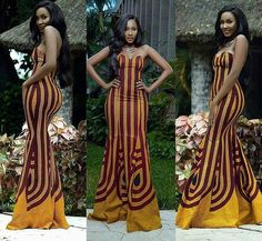 African women traditional