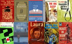 50 Essential Mystery Novels That Everyone Should Read