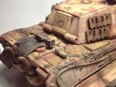 Zoom avant (dimensions réelles: 1000 x Tiger Ii, Bengal Tiger, World War Two, Two By Two, Gun Turret, World War Ii, Wwii