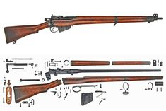 Lee-Enfield Rifle No.4 MkI
