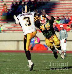 Warren Moon, Canadian Football League, Grey Cup, Retro Photography, Football Art, Pittsburgh Steelers, Action, Fan, Sports