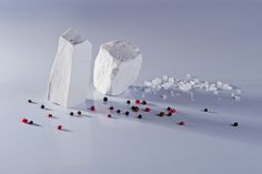 Rock & Salt zestaw na sól i pieprz | modus design