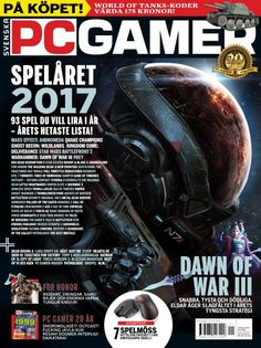 Svenska PC Gamer - Januari 2017