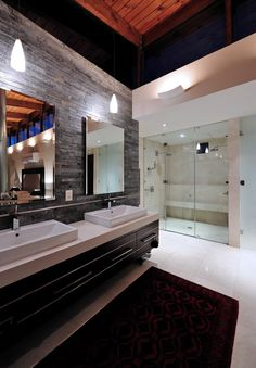 Somerset West, Wine Cellar, Country Living, Bathrooms, Contemporary, Mirror, Building, House, Furniture