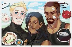 The Old Days haha Overwatch Comic, Overwatch Fan Art, Overwatch Drawings, Overwatch Wallpapers, Soldier 76, Smiling Cat, Widowmaker, The Old Days, Superwholock